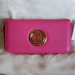 Fushia Wallet  NEW